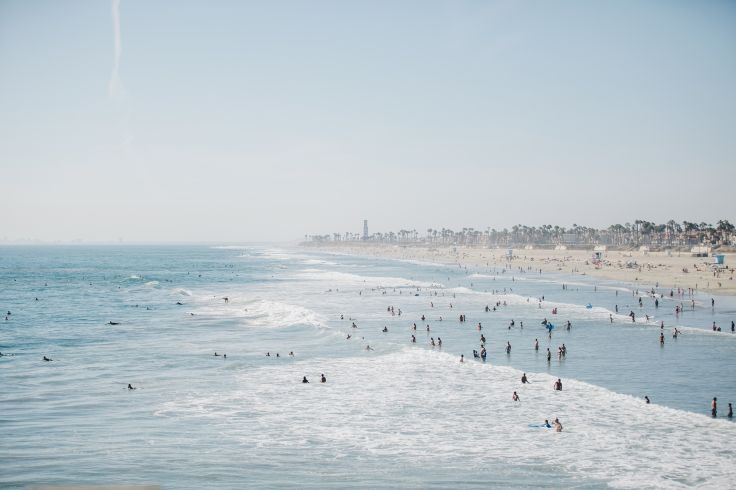 Huntington Beach - Los Angeles - Etats-Unis