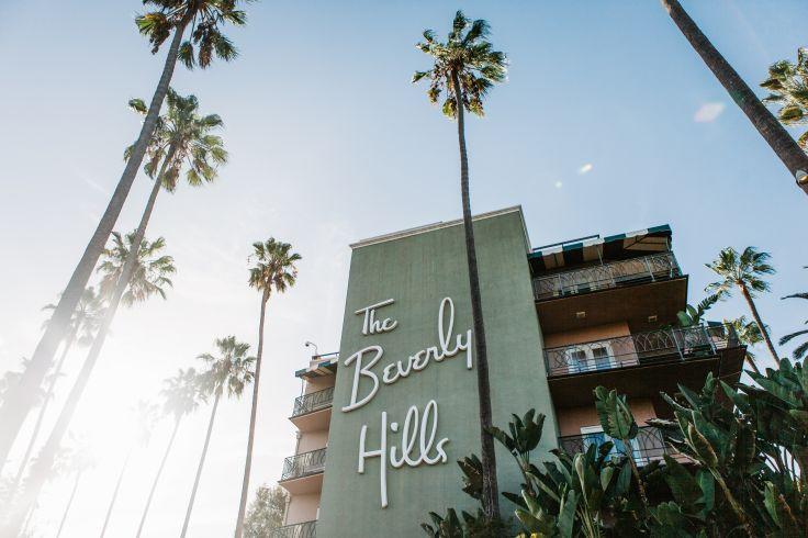 Beverly Hills - Los Angeles - Etats-Unis