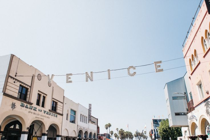 Venice Beach - Los Angeles - Etats-Unis