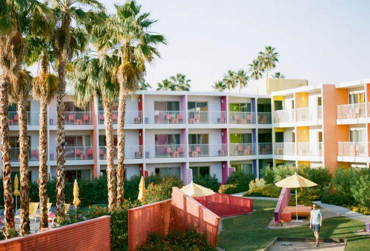 The Saguaro Palm Springs - Californie - Etats-Unis