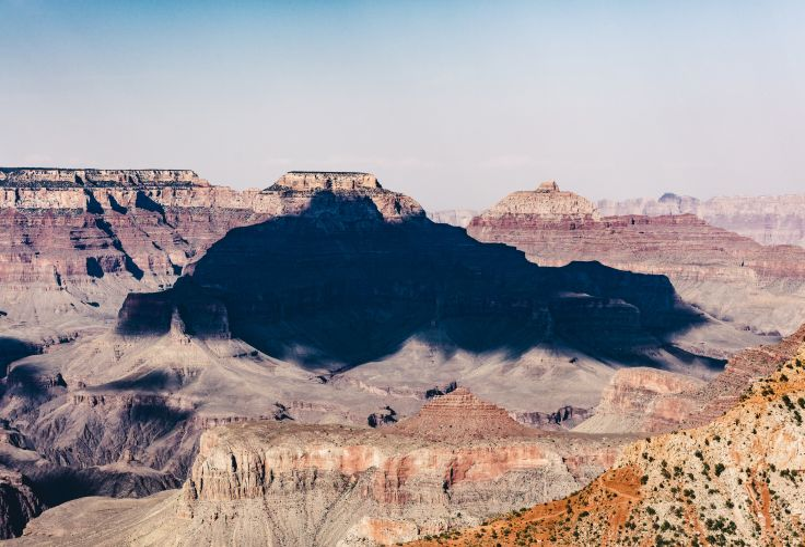 Parc national du Grand Canyon - Arizona - Etats-Unis