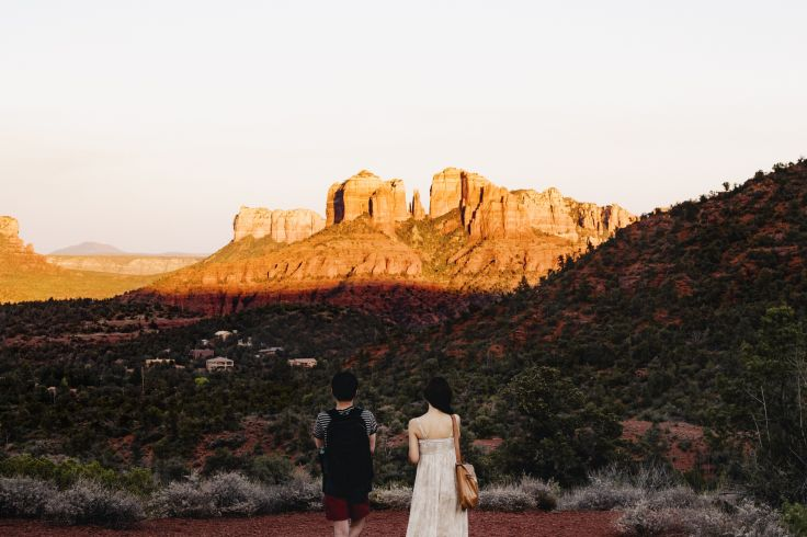 Cathedral Rock - Sedona - Arizona - Etats-Unis