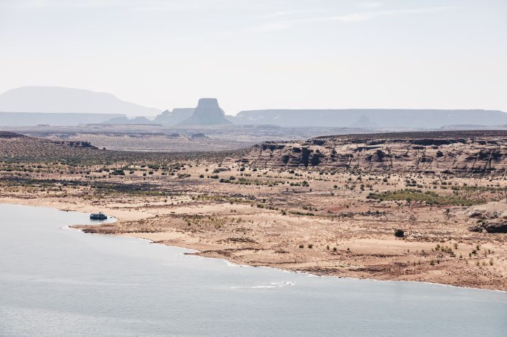Lac Powell - Arizona - Etats-Unis