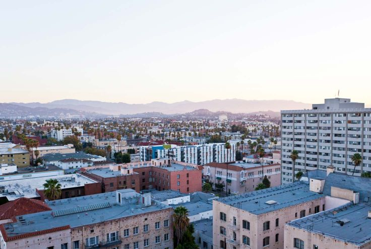 The Line Hotel - Los Angeles - Etats-Unis