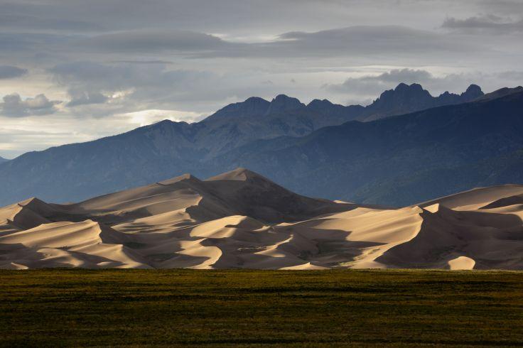 Great Sand Dunes National Park - Colorado - Etats-Unis