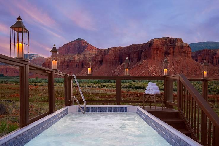 Capitol Reef Resort - Torrey - Utah - Etats-Unis