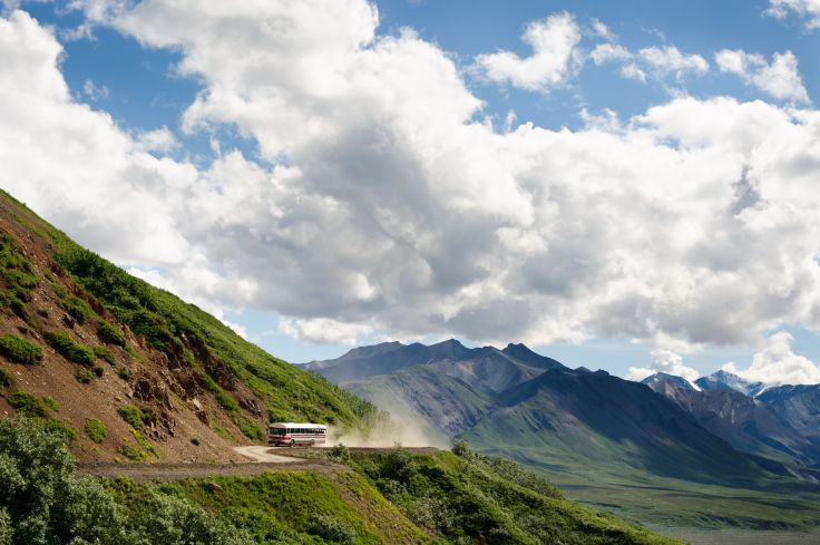 Denali National Park - Alaska  - Etats-Unis