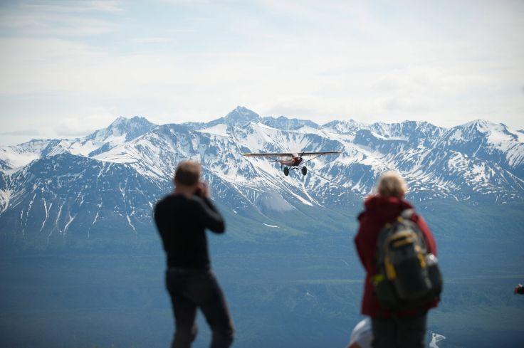 Parc national de Wrangell-Saint-Élie - Alaska - Etats-Unis