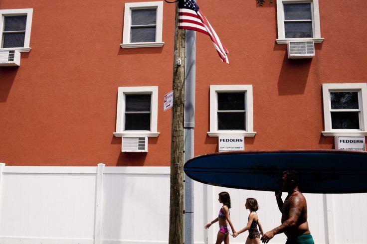 Rockaway Beach - Queens - New York - Etats-Unis