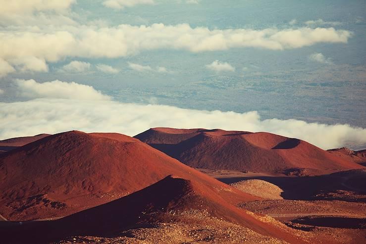 Volcan Mauna Kea - Hawaii - Etats-Unis