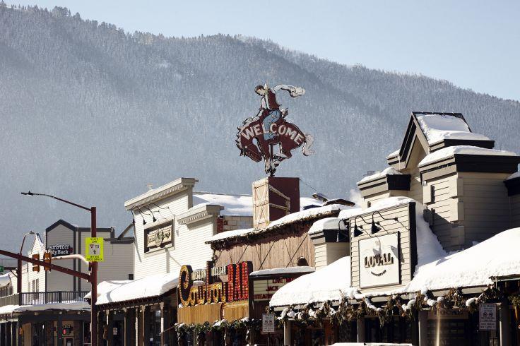Jackson - Wyoming - Etats-Unis