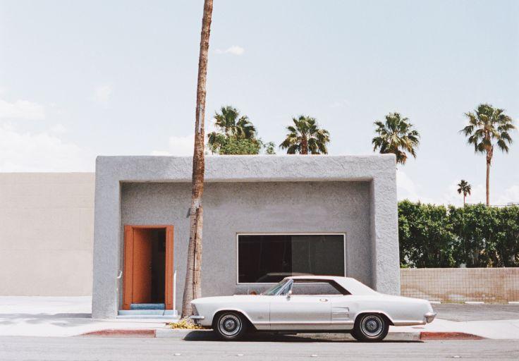 Palm Springs - Californie - Etats-Unis