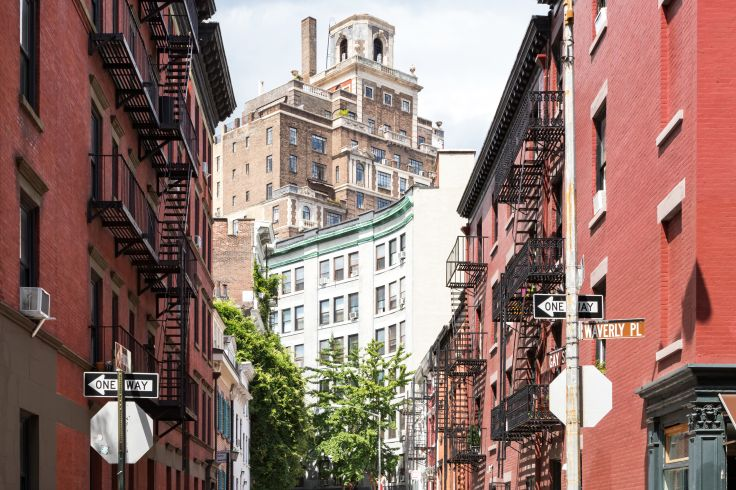 Greenwich Village - New-York - Etats-Unis