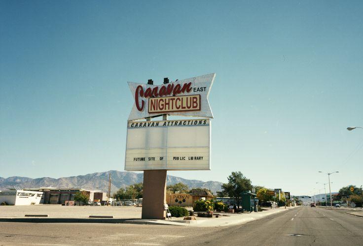 Albuquerque - Nouveau-Mexique - Etats-Unis