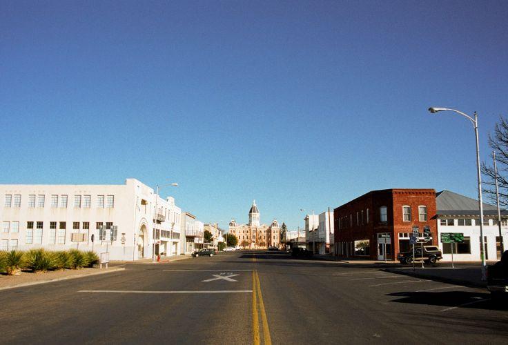 Marfa - Texas - Etats-Unis