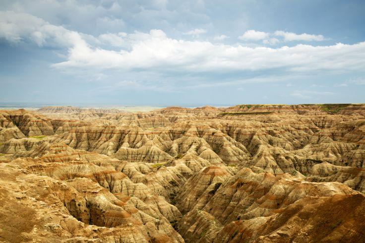 Badlands National Park - Dakota du Sud - Etats-Unis