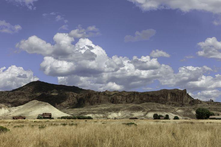 Musée Cody - Bufflalo Bill State Park -  Wyoming - États-Unis