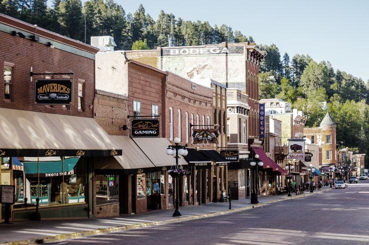 Deadwoods - Dakota du Sud - Etats-Unis