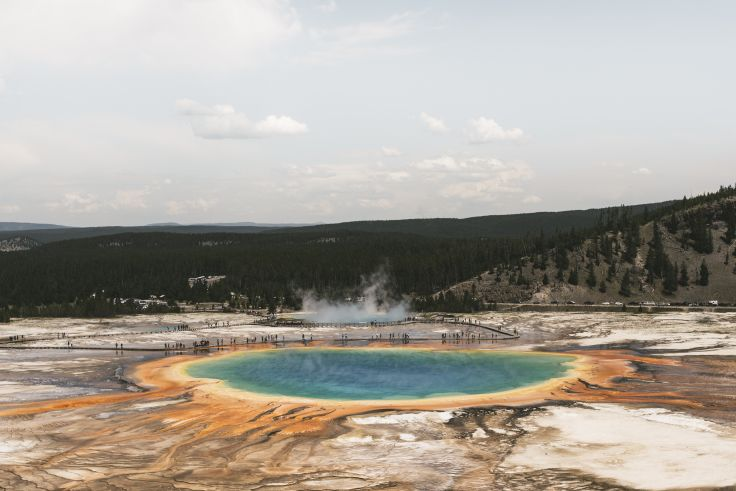 Parc national de Yellowstone - États-Unis