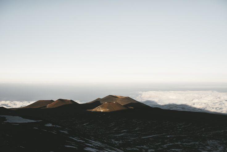 Mauna Kea - Hawaï