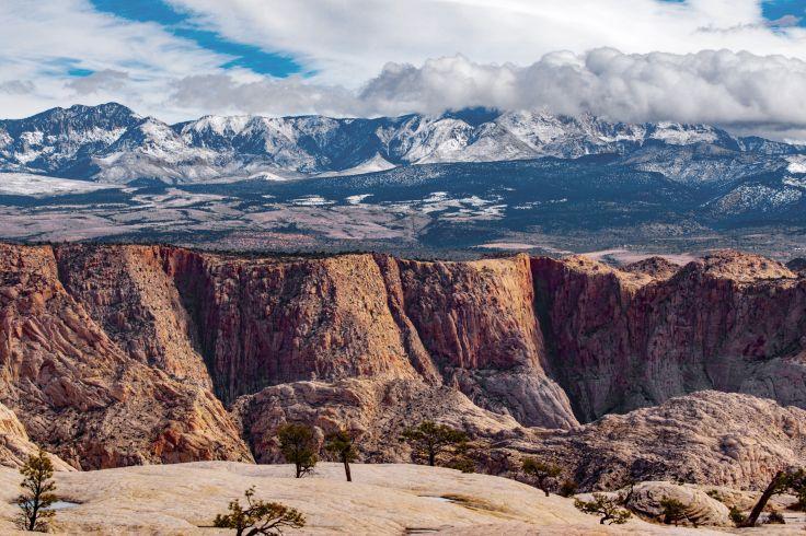 Snow Canyon State Park - Utah - Etats-Unis