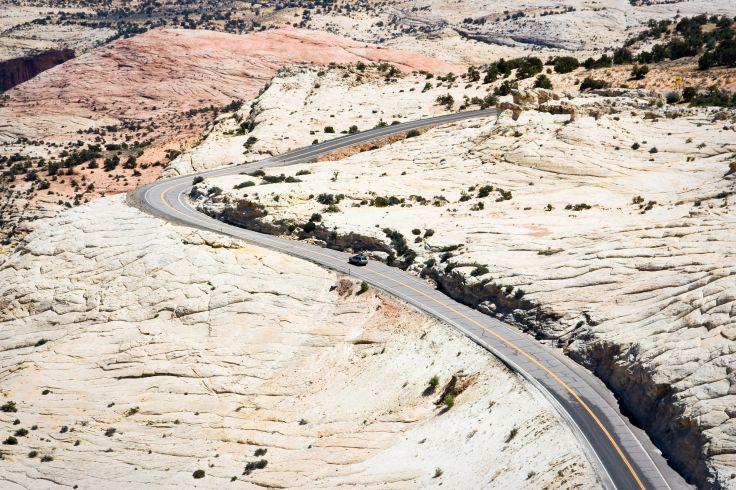 Highway 12 - Utah - Etats-Unis