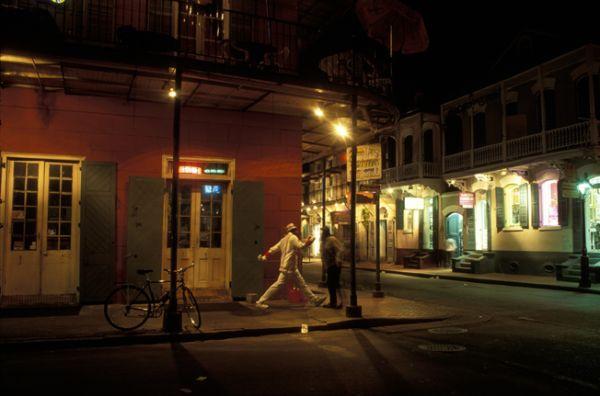 Séjour au États-Unis : Quelques jours à New Orleans