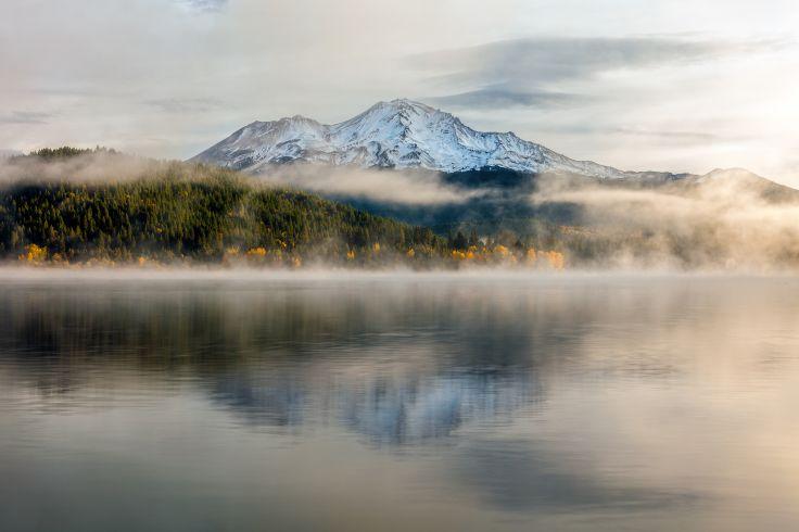 Mont Shasta - Californie - Etats-Unis