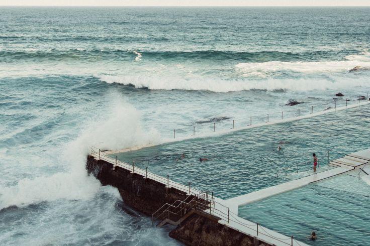 Bondi Beach - Sydney - Nouvelle-Galles du Sud - Australie
