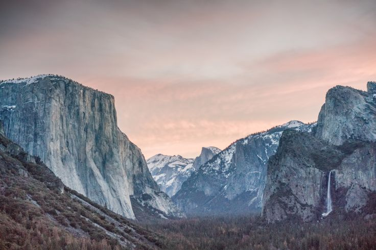 El Capitan - Yosemite - Etats-Unis