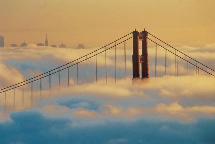 Séjour au États-Unis : San Francisco-Las Vegas : Casinos et Golden Gate