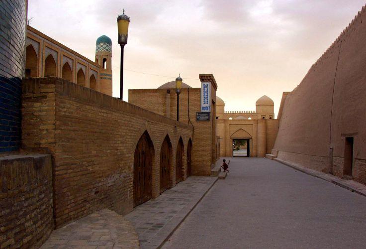 Itchan Kala - Khiva - Khwarezm - Ouzbekistan