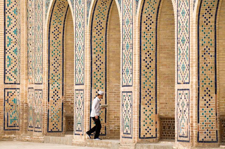 Boukhara - Ouzbékistan