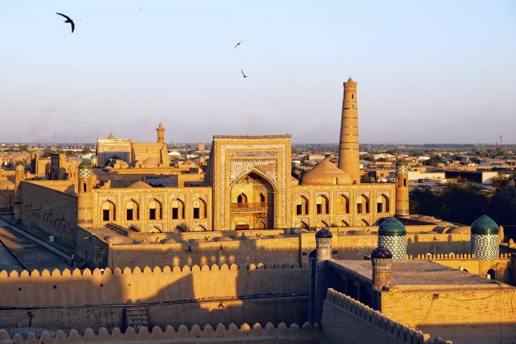 De Boukhara à Tachkent - Le grand tour d'Ouzbékistan