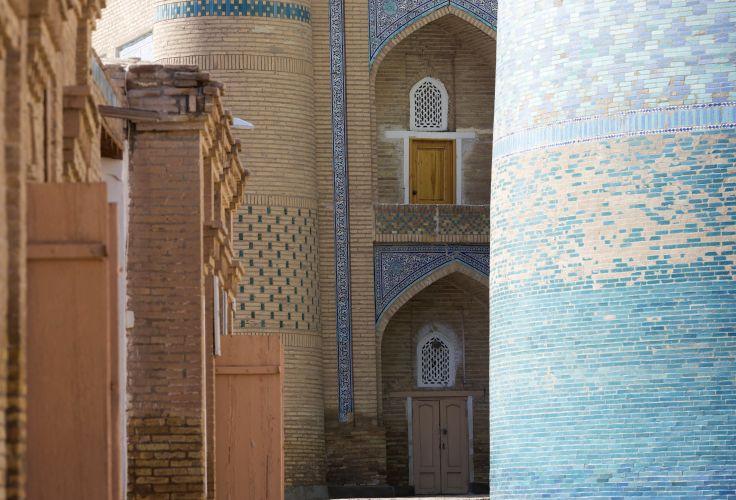 Minaret Kalta Minor - Khiva - Ouzbékistan