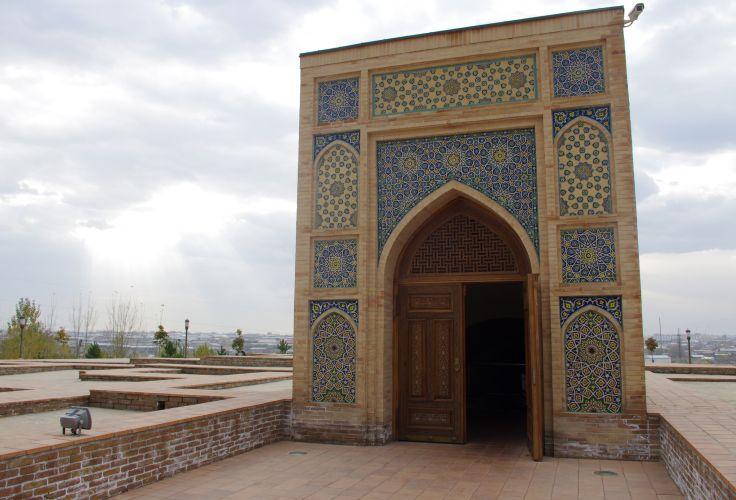 Observatoire d'Ouloug-Beg - Ouzbekistan