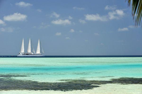 Ponant Caraïbes - Les Iles Vierges en voilier