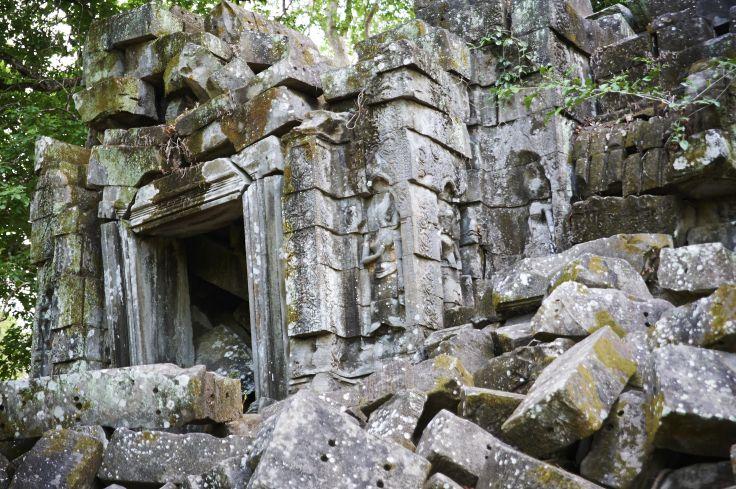 Temple de Beng Mealea - Siem Reap - Cambodge