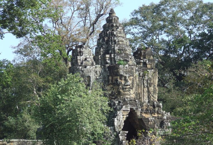 Région d'Angkor - Cambodge