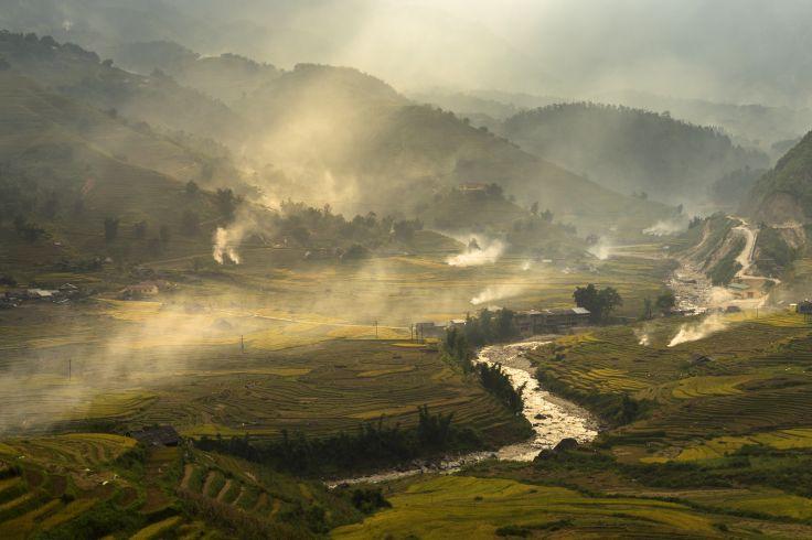 Vietnam du Nord - Minorités et rizières du Tonkin