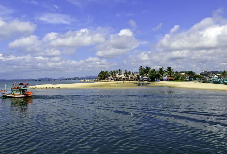 Au sud du Vietnam - Saïgon, le Mékong & l'île de Phu Quoc