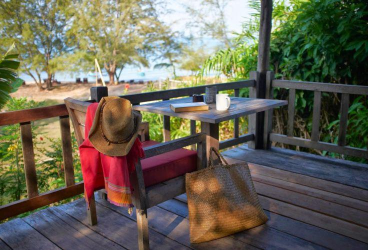 Bungalow & noix de coco - Après Saïgon, l'esprit Robinson