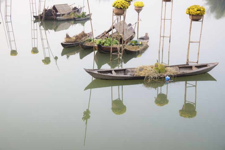 Au Vietnam & au Cambodge - De Saigon aux temples d'Angkor