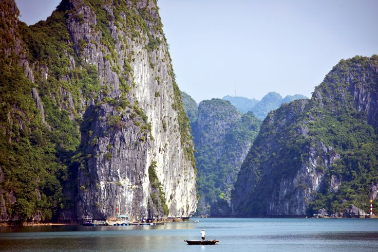 Baie de Ha Long - Vietnam
