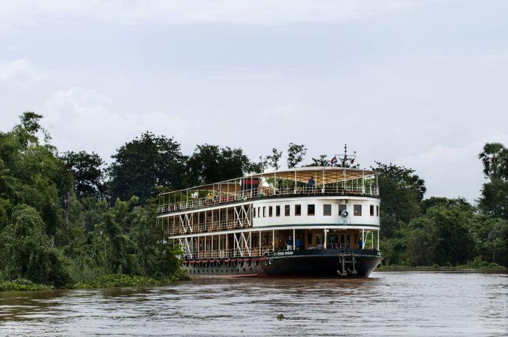 Croisière sur le Mékong  - La voie royale de Saigon à Angkor