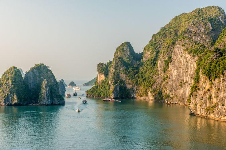 Baie de Ha Long - Vietnam