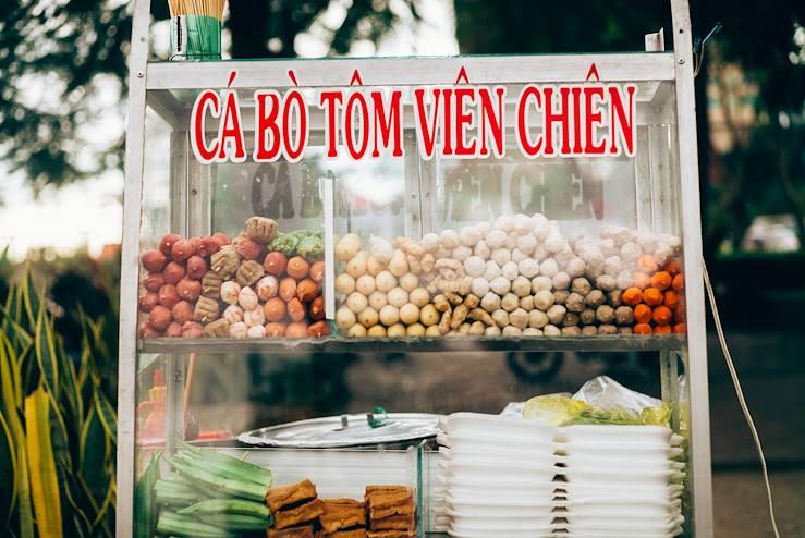 Marché - Vietnam