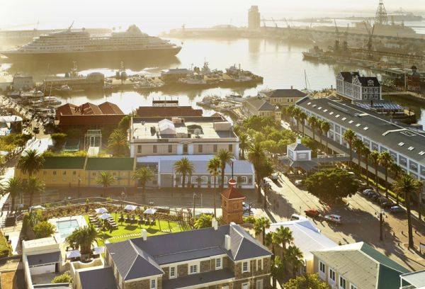 Dock House Boutique Hotel & Spa - Le Cap - Afrique du Sud