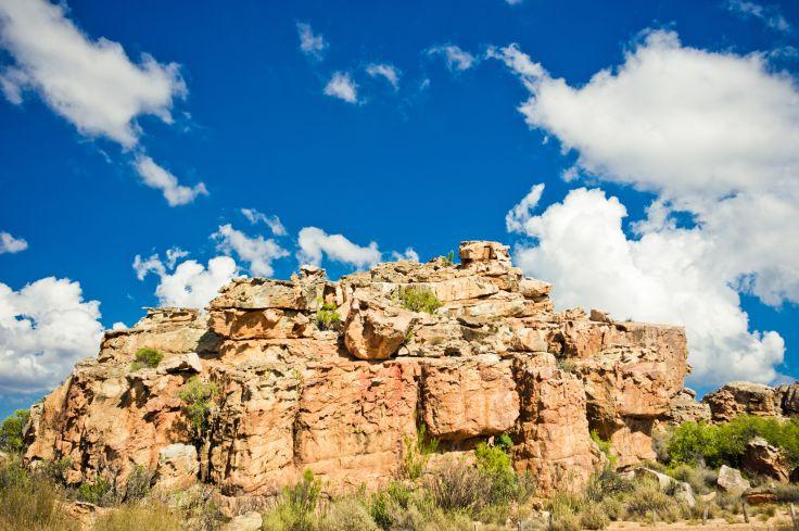 Réserve naturelle du Cederberg - Afrique du Sud