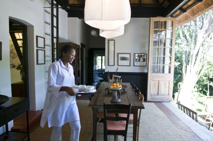 En maison ou en lodge - L'Afrique du Sud rien qu'entre nous